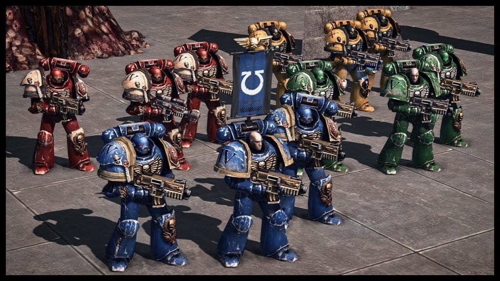 7 Best Warhammer 40K Books