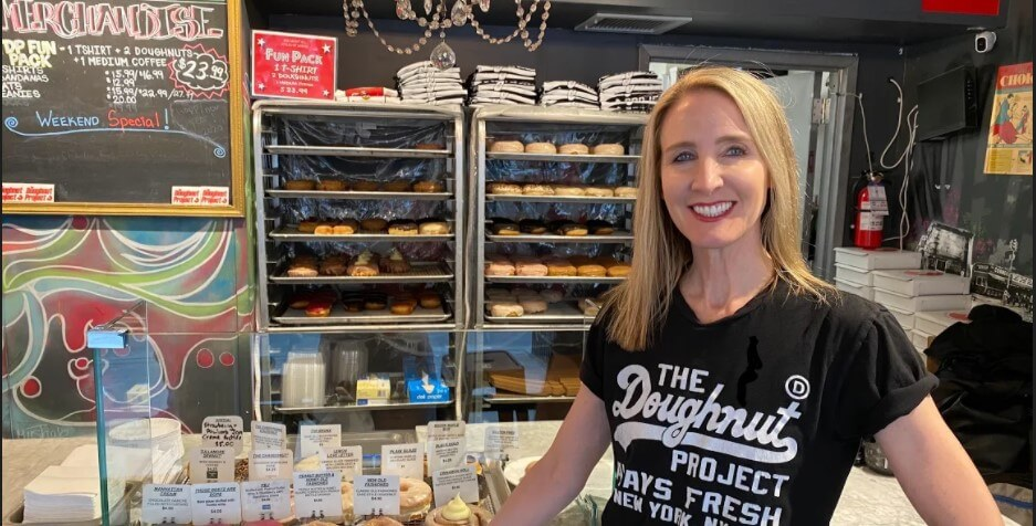 Building A Donut Business With Influencers With Leslie Polizzotto