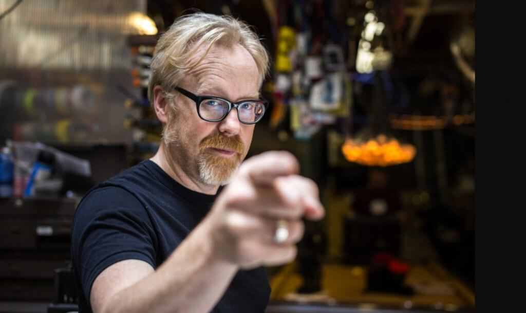 Adam Savage's Book Recommendations