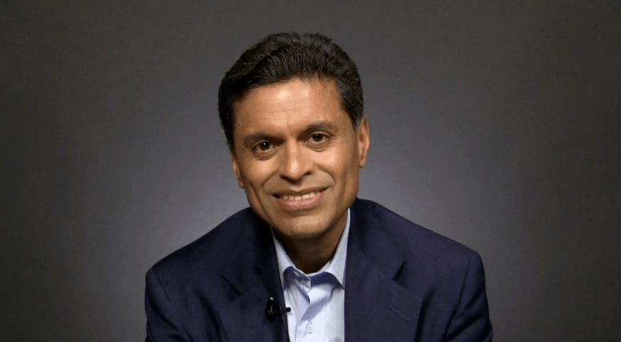 Fareed Zakaria's Book Recommendations