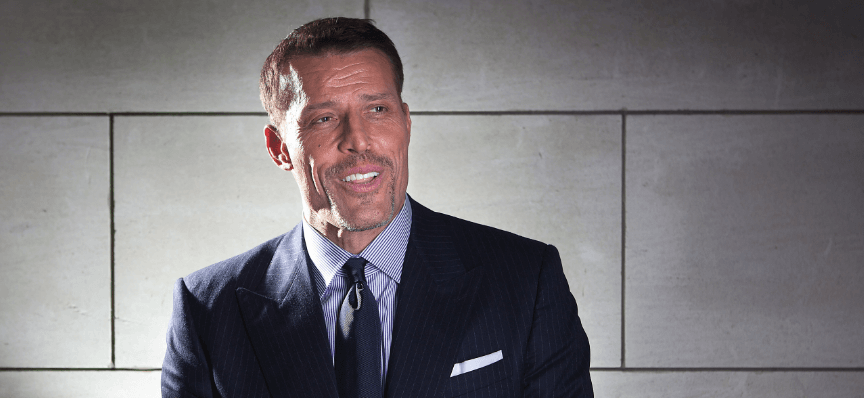 Anthony Robbins's Book Recommendations