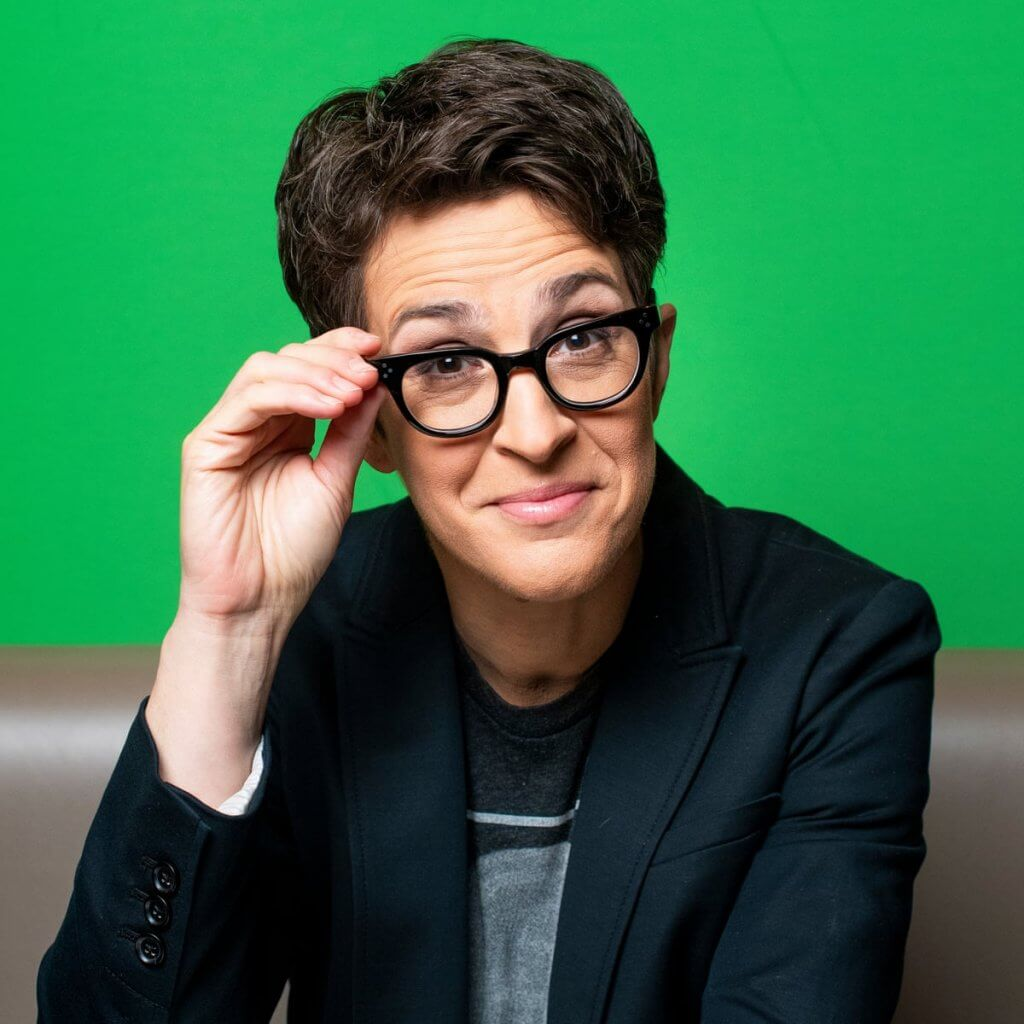 Rachel Maddow's Book Recommendations